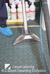 Professional Deep Carpet Cleaning in Croydon